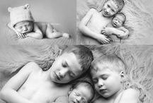 Photo Inspired :: Newborns / by Victoria Feemster