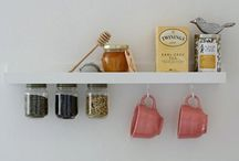 organize & clean / by Camille Hernandez