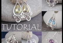 jewelry making / by Ronda Wolforth Mittleider