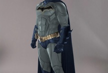 Comic book, Sci-Fi, and Fantasy Statues / All sorts of Statues, busts and maquettes.  / by Yul Espinosa