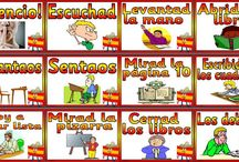 Spanish resources / by Maria Pozo