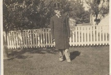 Identified People from the Past / Photograph from my blog Heirlooms Reunited - heirloomsreunited.blogspot.com / by Heirlooms Reunited