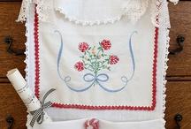 Vintage linens / by Allie Greenwood