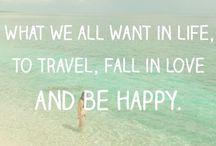 Travel wish list / by Christine Reynolds