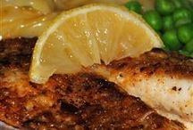 Fish & seafood recipes / by Kim Pipkin Worl