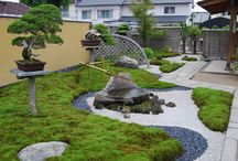 Japanese Gardens / by Lawncare Plus Design~Landscaping Hardscaping Patios Gardening
