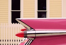 Hot Pink / by Vicki Horton