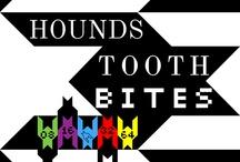 Houndstooth Bites / Being Wearwolf Megabit / by Donald Thomas