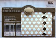 Envelope Punch Board / by Marilyn Compton