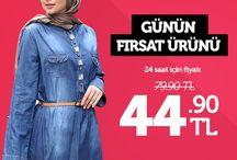 GÜNÜN FIRSATI / by Modanisa