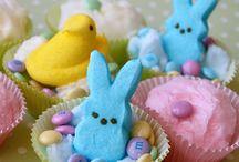Easter bunny / by Julie Vogl