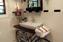 Bathroom / by Lee Ann Shaffer - Smith