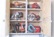 Tool room / Tool room / by Chris Peavy