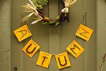 Autumn / by Adrienne Stamback