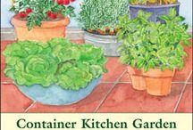 Gardening / by Catherine Skenadore