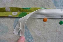 Sewing, needle craft stuff / by Candace Mixon