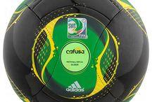 Confederations Cup Boots & Balls / by SoccerSavings.com
