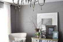 Home: Bedroom / by Stacey Leigh
