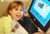 Kid education sites / by Randee Mecham