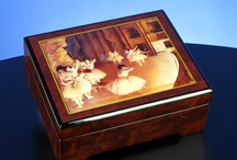 Music Boxes / by Linda Aubrey