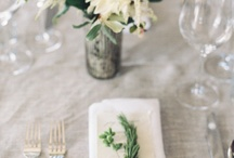 Table Settings... / by Lily Ramirez-Foran