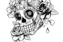 Los muertos / by Joe Angel Ochoa