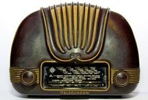 Antique Radios / by Kari Kresky