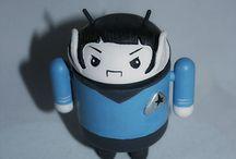 Custom Androids / by Carmelyne Thompson