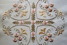 Elegant Embroidery / by Kim Baldwin