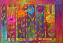 Quilt - wall hanging / by Glass Quilt