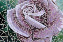 Mosaic glass etc / by Grace Smith