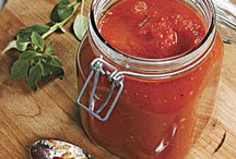 basic sauces / by Beverly Lee