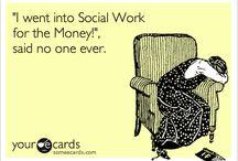 Social Workin' it / by Faith Sorenson