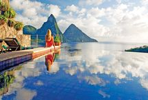 Best Infinity Pools in the World / by Elite Traveler
