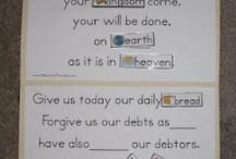 Home School-Bible / by Jennifer VanBreemen