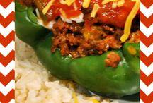 Low calorie meals  / by Destiny Robinson