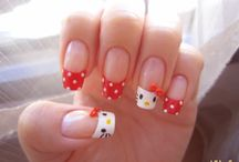 nail designs / by Bobbie Wool