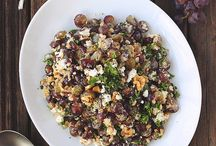 HeathNUT / Fresh & Healthy Food / by Elizabeth Saksefski