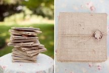 Invites & Wrapping / by Ricki Decker