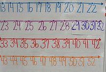 School- Math / by Ashley Doll
