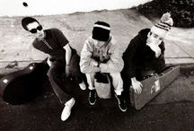 My fav band since I was 7. / Beastie Boys - RIP MCA / by Michelle Enders