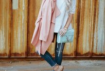 Spring Styles / Our favorite trends for spring! / by Six Sisters' Style