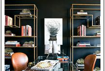 OH THE DRAMA. DRAMATIC INTERIORS  / Dramatic rooms. Amazing rooms / design inspiration / beautiful rooms  / by South Shore Decorating