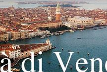 Venezia / All the things I love about my favorite city. / by Hannah Pirone- Spaulding