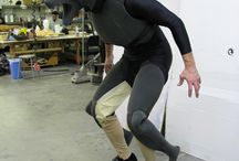 Sfx suits & Costumes / by Stacey Wiik