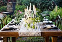 Dinner Party Ideas / by Christine @ Any Given Party