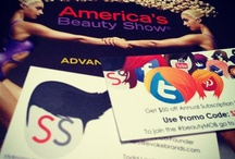 Style Sync at ABS 2013 / We took a trip down to Chicago for America's Beauty Show and met so many talented people! It was a blast!  / by Style Sync
