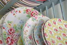 Cath Kidston Inspiration / All the feminine beauty and colors of Cath Kidston! / by Creative Designs by Sheila