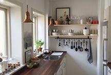 interior ideas - kitchen / by bargainshopmom