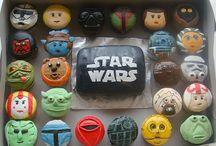 cakes/cupcakes / by Amanda Moran